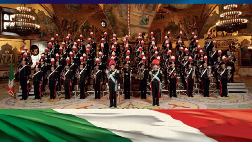 La banda dei Carabinieri si esibisce a Carpi - ModenaToday