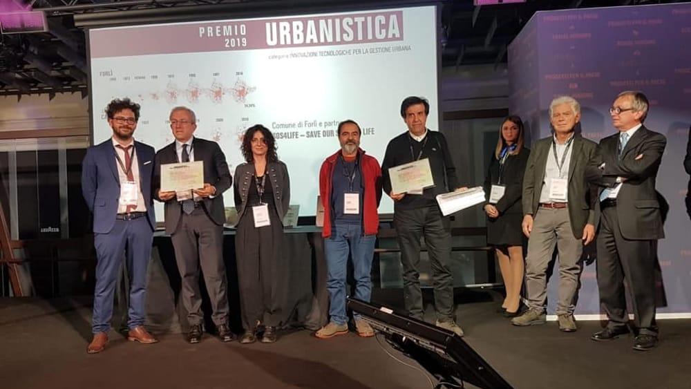 """Progetto SOS4Life, al Comune di Carpi il premio """"Urbanistica 2019"""" - ModenaToday"""
