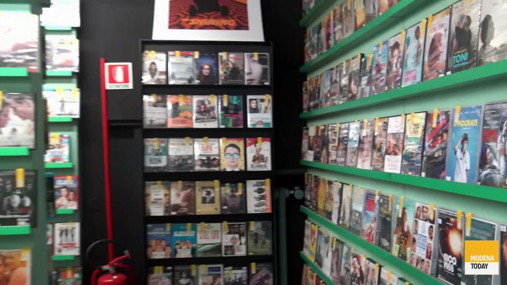 2c0d102ef171 Una delle ultime videoteche di Modena raccontata in un cortometraggio