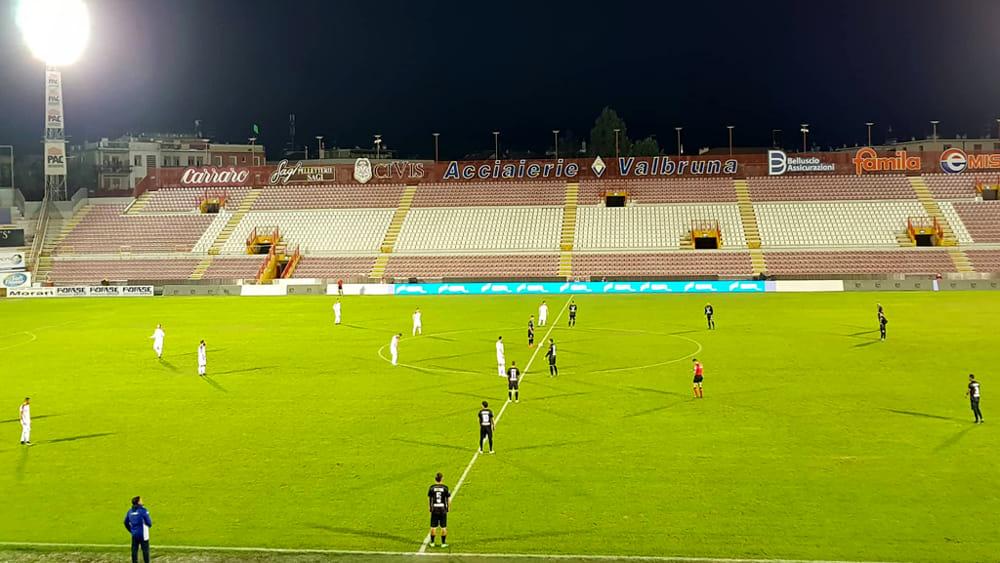 Arzignano Valchiampo-Carpi 0-1 | Stavolta al Carpi basta Jelenic - ModenaToday