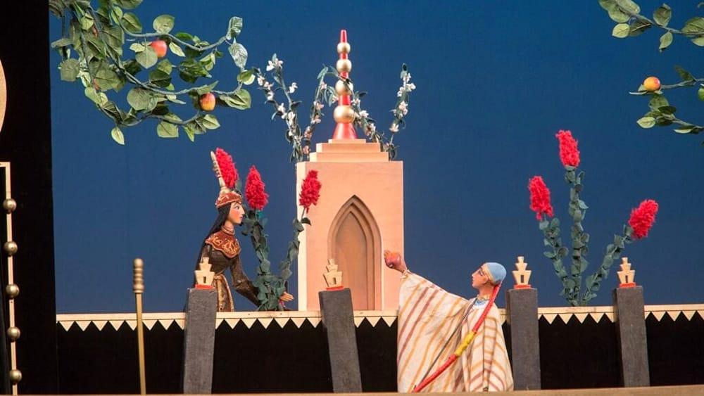 Teatro XXS, le marionette de \