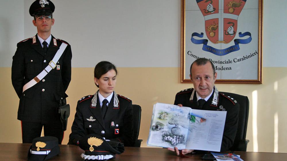 Calendario Carabinieri Dove Si Compra.Il Calendario Storico 2019 Dell Arma Dei Carabinieri Celebra
