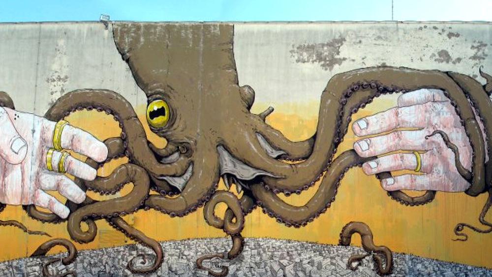 I Piu Bei Murales.Vivere Modenese I Piu Bei Murales E Graffiti In Citta Come Modena