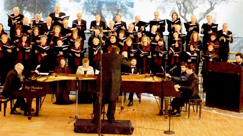 Santa Cecilia, la Corale Puccini di Sassuolo celebra la patrona della musica - ModenaToday