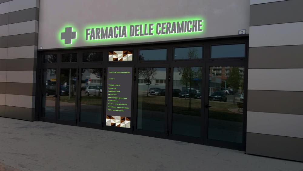 Il Supermercato Della Ceramica Roma.A Ubersetto Di Fiorano Modenese Si Inaugura La Nuova Farmacia