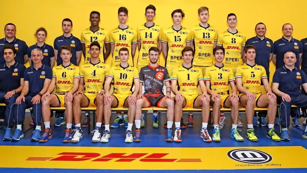 Finali nazionali under 19 modena volley vola ai quarti blog for Casa modena volley